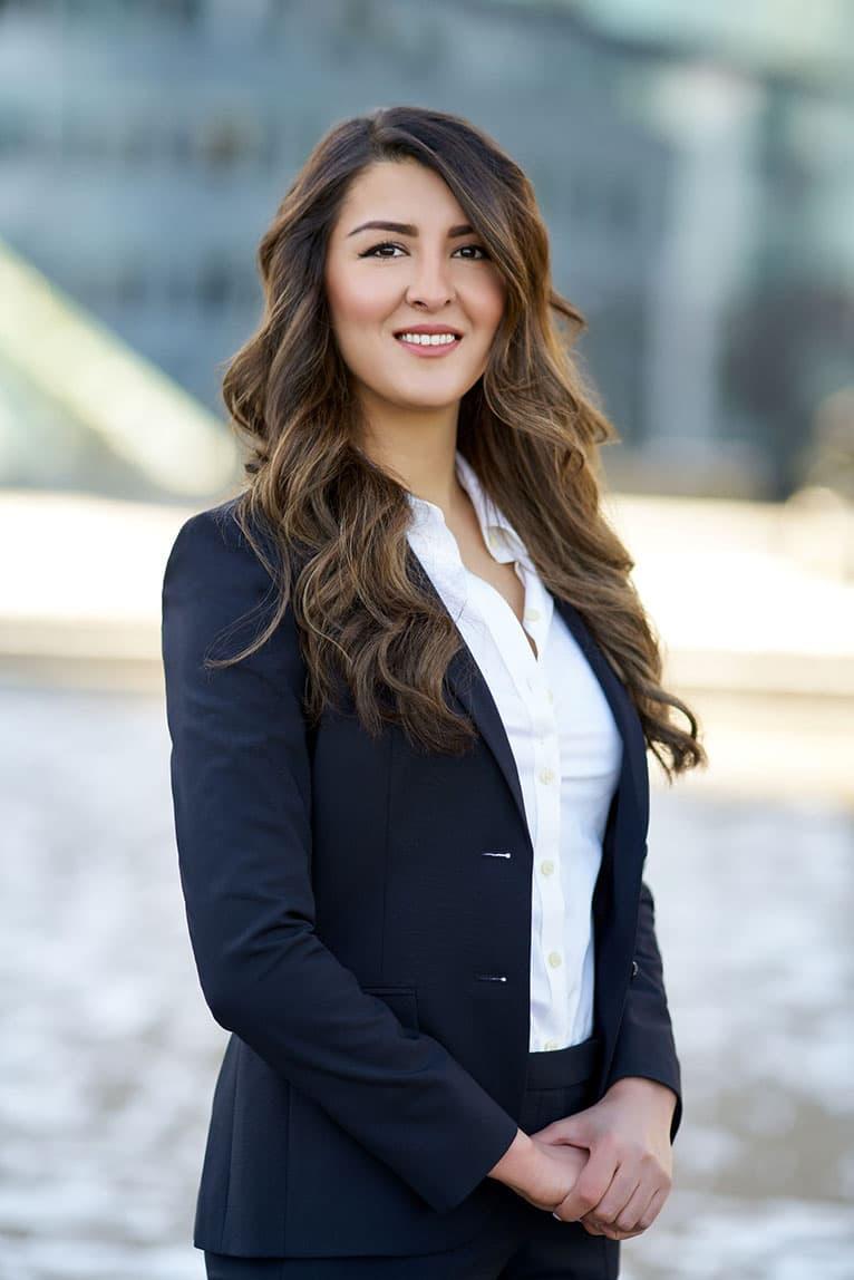 Zoe Arghandewal